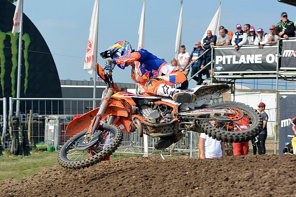 Mondiale Cross MxGP Herlings domina anche in Germania, Cairoli resta giù dal podio