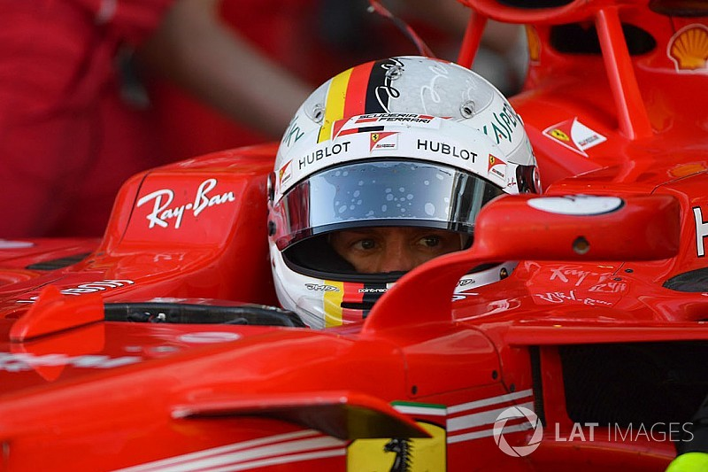 """Vettel: """"Tenemos que dar el último paso, aunque sea el más difícil"""""""