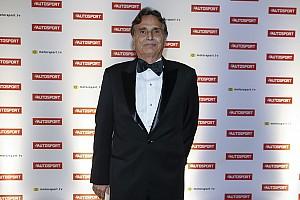 General Actualités Nelson Piquet étreint par l'émotion lors des Autosport Awards