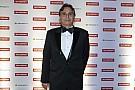 General Nelson Piquet étreint par l'émotion lors des Autosport Awards