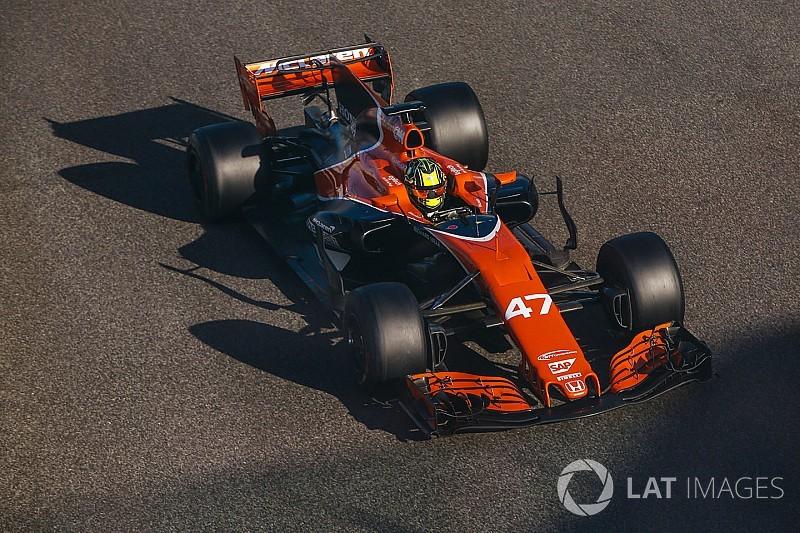 Норріс розповів про свою участь в Ф1 у 2018 році