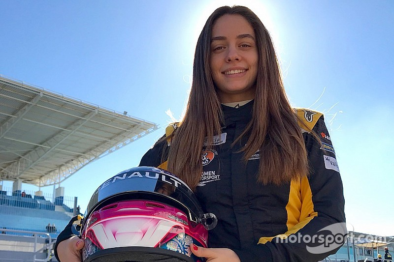 Garcia dropped by Renault Academy after one season