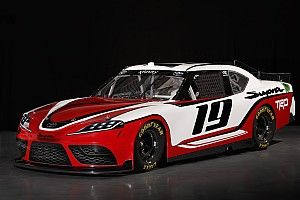 Toyota's Supra to replace Camry in the NASCAR Xfinity Series