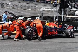 EL3 - Ricciardo explose les temps, Verstappen sa voiture