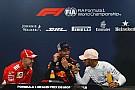 Formula 1 Vettel ve Hamilton, pole'ü Ricciardo'nun alacağından eminmiş