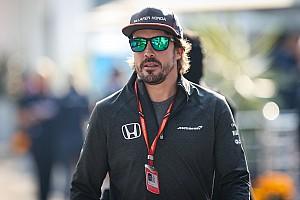 IMSA Son dakika Fisichella: Alonso, Daytona'da çok şey öğrenecek