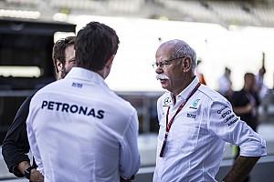 Formel 1 News Daimler-Boss Zetsche über Ferrari: