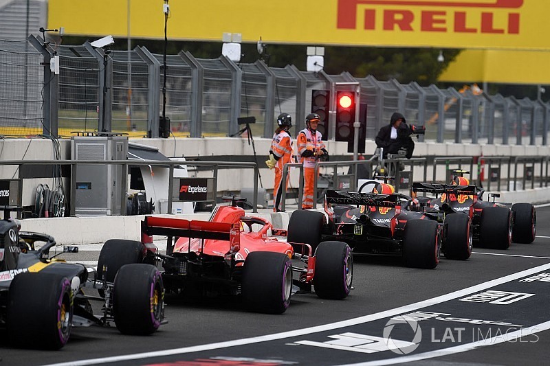 La F1 dará a conocer los regímenes de motor de 2021 esta semana