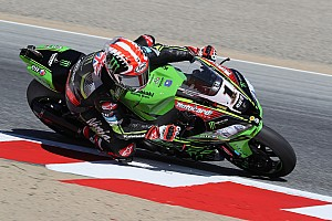 World Superbike Race report Laguna Seca WSBK: Rea doubles up with dominant win