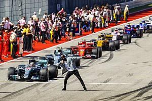 Formule 1 Diaporama GP des États-Unis - Les 25 meilleures photos de la course
