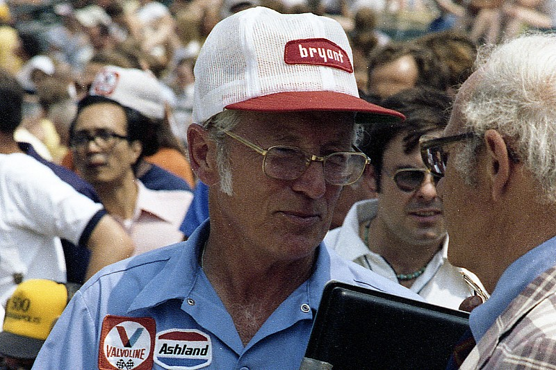 Indy 500 car entrant Rolla Vollstedt dies aged 99