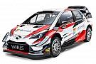 WRC Toyota ha presentato la Yaris WRC 2018 con le novità aerodinamiche