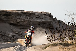 Dakar Etap raporu Dakar 2018, 8. Etap: Brabec ile olan mücadeleyi Meo kazandı