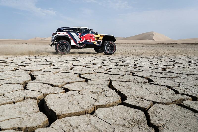 """Льоб визнав брак досвіду в «читанні» пустелі на """"Дакарі"""""""