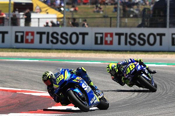 """MotoGP Noticias Rossi: """"Suzuki nos dará problemas a menudo este año"""""""