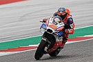 "MotoGP Miller says Austin rocks ""like bullets"" broke windscreen"