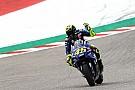 MotoGP Probleme mit dem Vorderreifen: Rossi ohne Podestchance