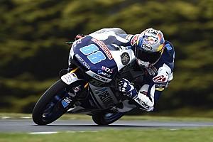 Moto3 Qualifying report Moto3 Australia: Diganggu hujan, Martin rebut pole position