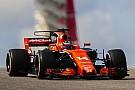 Formule 1 Le nouvel aileron avant McLaren est une pièce du package 2018