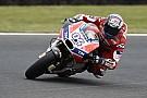 """MotoGP Dovizioso: """"Traté de pensar que las cosas mejorarían y empeoraron"""""""