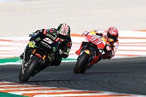 MotoGP Últimas notícias Márquez coloca Zarco entre favoritos a título de 2018