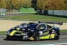 Lamborghini Super Trofeo Kikko Galbiati chiude il 2017 da vice-campione europeo PRO-AM