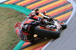VIDEO: Perjuangan keras Marquez selamatkan motor