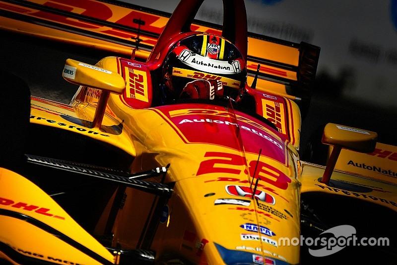 Hunter-Reay se anima com possível chegada de Alonso na Indy