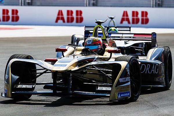 Formule E Résumé de course Course - Vergne vainqueur, mais Techeetah vaincu!