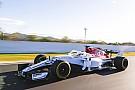 Первые тесты: как выглядят новые машины Ф1 на трассе
