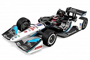 IndyCar Últimas notícias RLL revela pintura do carro de Graham Rahal para GP do Texas