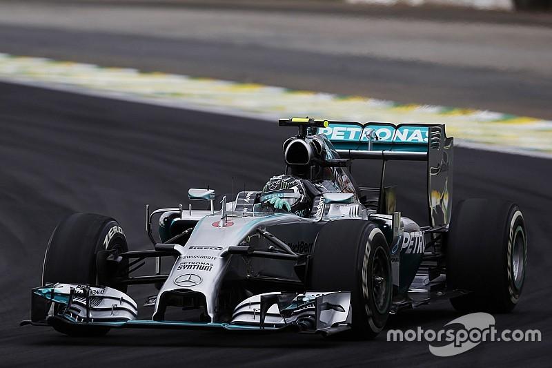 9 novembre 2014 : Rosberg s'impose au Brésil