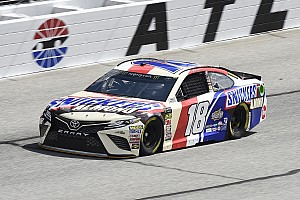 NASCAR in Atlanta: Pole-Position für Kyle Busch