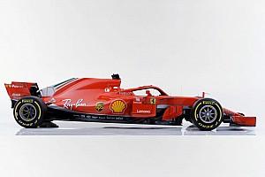 Photos - Découvrez la Ferrari SF71H