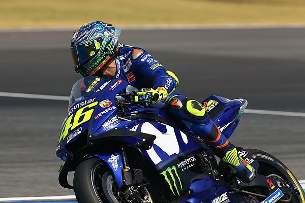 Rossi aggódik: a Yamaha mérnökei az elektronikával bajlódnak