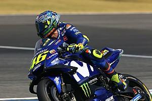 MotoGP Новость Росси посетовал на непрекращающиеся проблемы с электроникой Yamaha