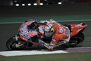 MotoGP Важливі новини Довіціозо: Я не впевнений, що виграю у Катарі