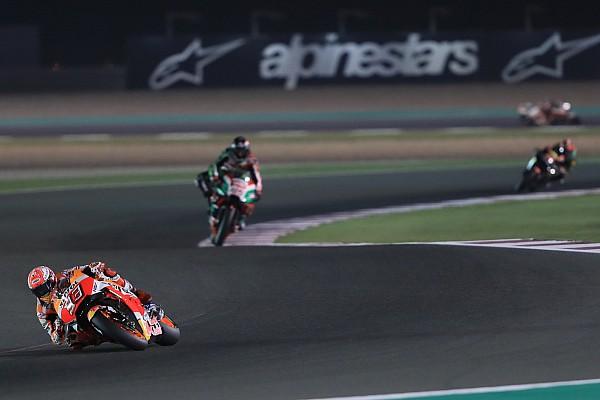 Les plus belles photos des premiers essais libres du GP du Qatar