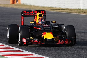 Formula 1 Testing report Red Bull Racing: A very good end for the first pre-season test of 2016