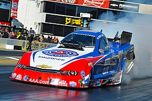 NHRA Breaking news Hight, Schumacher and Butner lead Friday at Pomona