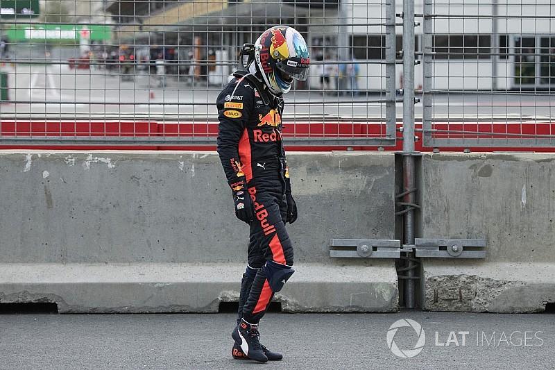 Гонщики IndyCar посочувствовали Риккардо