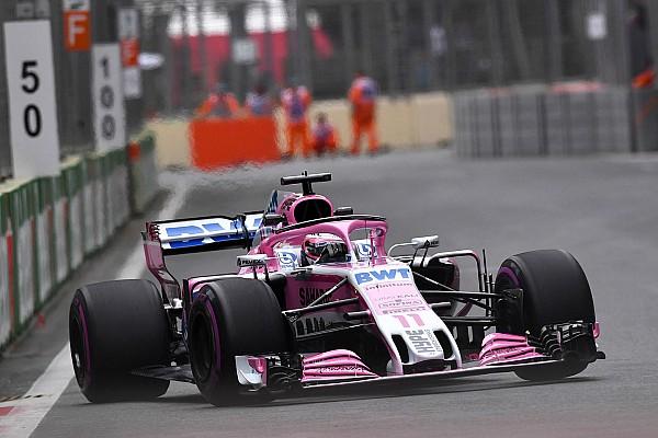 Force India greift an: Updates und neue Modi von Mercedes
