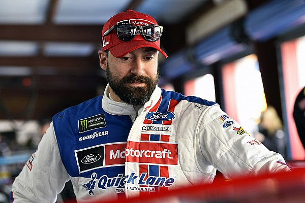 """Paul Menard: """"I think you'll be able to pass on the Roval"""""""