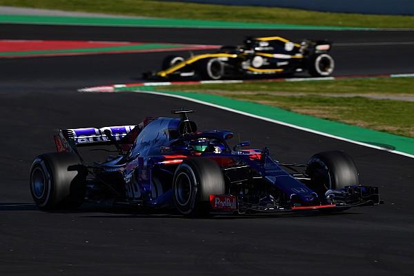 Formule 1 Actualités Red Bull voit Honda au niveau de Renault à la fin de l'année