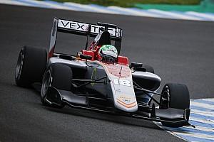GP3 Test Test Jerez, Giorno 2: Pulcini domina sull'asciutto davanti a Piquet