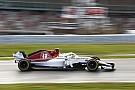 Formula 1 L'Alfa Romeo Sauber sceglie Ericsson per il primo giorno di test