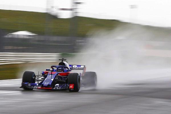 Stop/Go Livefeed A Toro Rosso felállása Barcelonában