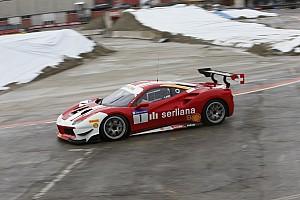 Speciale Qualifiche Motor Show, Ferrari Challenge: Grossmann al top nelle qualifiche