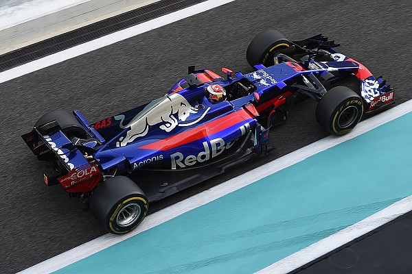 Formula 1 Breaking news Honda engine layout a big challenge for Toro Rosso