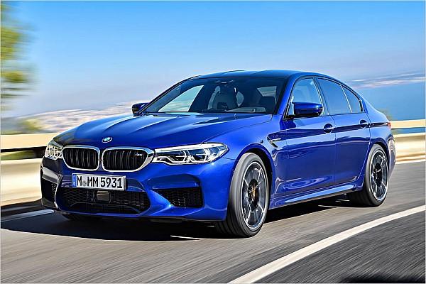 Automotive Noticias de última hora Primera prueba BMW M5 2018: más rápido y divertido